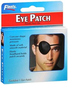 Apothecus Eye Patch One Size Fits Most Elastic Band Undyne Cosplay, Elastic Headbands, Concave, Print Pictures, Health And Beauty, Patches, Mens Sunglasses, Skin Care, Long Hair Styles