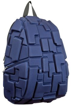 Pin for Later: Have the Coolest Back-to-School Gear Sculpturally Sound MadPax Blok Backpack ($60)
