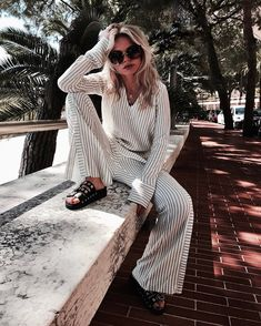 Summer 2018 top fashion trends and outfits for every circumstance and situation Love Fashion, Fashion Outfits, Womens Fashion, Fashion Trends, Fashion Edgy, Fashion News, Fashion Beauty, Looks Style, My Style