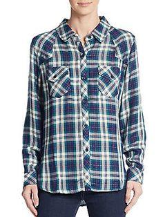 Rails Kendra Two Plaid Shirt