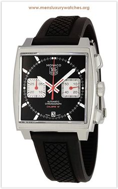 9dd40eddb2d TAG Heuer Monaco Black Dial Men s Watch Price