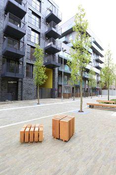 St John's Hill, Burridge Gardens, Phase 01 « Landezine International Landscape Award LILA