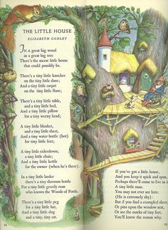 From The Tall Book of Make Believe  Selected by Jane Werner  Pictures by Garth Williams  Copyright 1950 I Love Garth Williams!  He illustrated a lot of Golden books and then also did the original illustrations for the Little House books.