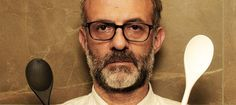 Never trust a skinny italian Chef...Massimo Bottura himself.