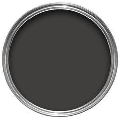 Dulux Trade Gloss Paint Black Interior doors
