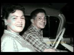Patsy Cline and her husband, Charlie Dick