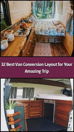 You might go for a van that youve to tow or the other choice is to get a camper van thats both car and caravan. Vans are cheaper than campers or conversion v Van Conversion Layout, Lateral Thinking, Cool Vans, Camper Interior, Campervan, Caravan, Conversation, Space, Amazing
