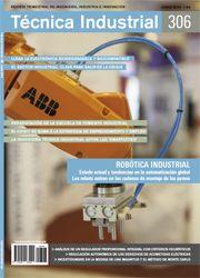 Técnica industrial : revista trimestral de ingeniería, industria e innovación. Sumario e texto completo: http://www.tecnicaindustrial.es/TIFrontal/sumario.aspx?id=96 Na biblioteca: http://kmelot.biblioteca.udc.es/record=b1188439~S1*gag