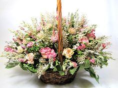 Dried flwer arrangements | Dried Flower Floral Arrangements