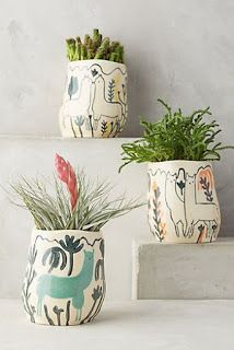 Anthropologie Favorites: Outdoor and Garden