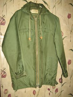 VTG 50s mens LL BEAN Mens   military style by Linsvintageboutique, $74.50