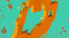 Monument Valley - Guide a silent princess through a stunningly beautiful world New Mobile, Mobile Game, Monument Valley Game, Beautiful World, Stunningly Beautiful, Graphic Design Typography, Game Design, Bart Simpson, Graffiti