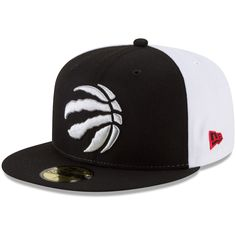 huge discount 7aebf 464b9 Men s Toronto Raptors New Era Black Y2K Pinwheel 59FIFTY Fitted Hat, Your  Price