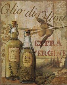 Olio di Oliva I Fine-Art Print by Lisa Audit at FulcrumGallery.com