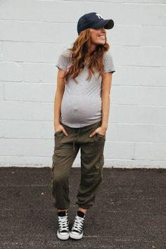 Oh, Baby! 30 Best Maternity Street Style Looks - Shoppist