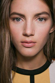 New York Fashion Week F/S 2016: Best Beauty Looks | Harper's BAZAAR