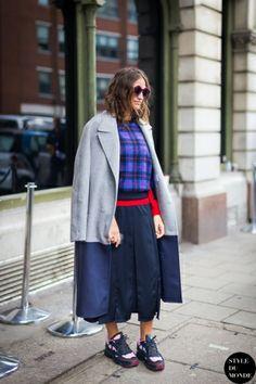 Lulu Kennedy Street Style Street Fashion by STYLEDUMONDE Street Style Street Fashion blog