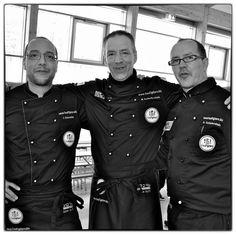 Die FoodFighter Michael Schieferstein (M.), Andreas Schieferstein (r.) und Christian Schneider. Foto: Moderne Topfologie
