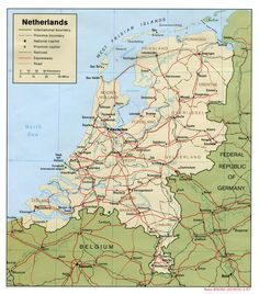 Netherlands:  16,877,352:  Capital - Amsterdam:  Life Expectancy: 81.12 - 138th largest country in the world