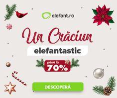elefant.ro Christmas Ornaments, Holiday Decor, Diet, Plant, Christmas Jewelry, Christmas Decorations, Christmas Decor