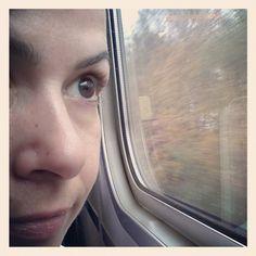 @gaiapassarelli | Melhor jeito de viajar: TREM #ViajanteCI   Acompanhem o blog da nossa viajante da vez! http://caianomundo.ci.com.br/blog-da-gaia/