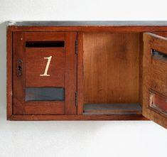 #letterbox #mailbox #walldecor #antiques #apartment #vintagedecor