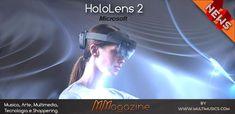 HoloLens 2 di Microsoft, il nuovo visore di realtà mista Microsoft, Multimedia, Movies, Movie Posters, Musica, Tecnologia, Films, Film Poster, Popcorn Posters