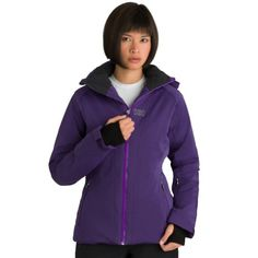 Helly Hansen Women's Enigma Jacket, Imperial Purple, X-Large Helly Tech PROFESSIONAL. Waterproof and breathable fabric. Four way full stretch. Fully seam sealed. Insulated 2-layer construction.  #Helly_Hansen #Sports