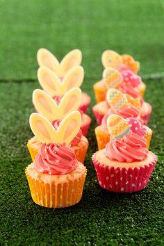 横浜ベイシェラトン「イースター」をテーマにした夜のスイーツブッフェ、ウサギのカップケーキなど | ファッションプレス