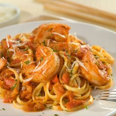 Buca di Beppo Copycat Recipes: Shrimp Arrabbiata