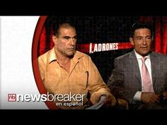 Fernando Colunga y Eduardo Yáñez nos hablan de su Nueva Comedia 'Ladrones' - YouTube