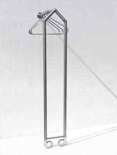 Insilvis, PROGRAMMA 105, coat hangers holder