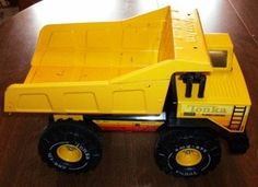 1970's | Pressed Steel 1970's Tonka Turbo-Diesel Dump Truck added to cart. Only ...