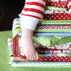 Wrap 24 Books you already own in Christmas paper and open each one to read with your child as the count down to Christmas