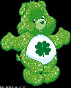 Lucky care bear love it