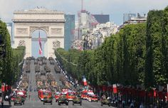 Imagine being on the most beautiful avenue in the world in just minutes from your boutique hotel. And if by the slightest chance, you plan to take a stroll on the Champs-Elysées on 14 July, be sure to open your eyes wide! Don't miss the great 14 July show! http://en.hotelcontinent.com/14juilleten