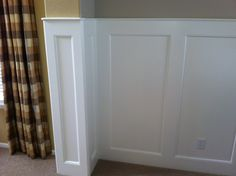 pictures of dining rooms with wainscoting | Dining Room Wainscoting - by DougN @ LumberJocks.com ~ woodworking ...