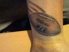 football tattoo | american football tattoos