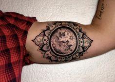 Moon Mandala. FACEBOOK / INSTAGRAM