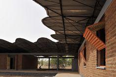 Secondary School Dano - Burkina Faso by Kere-Architecture