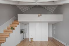 Santa Teresa townhouse renovation in Porto, Portugal by Joao Morgado