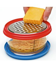 Look what I found on #zulily! Grate & Store Container Set #zulilyfinds
