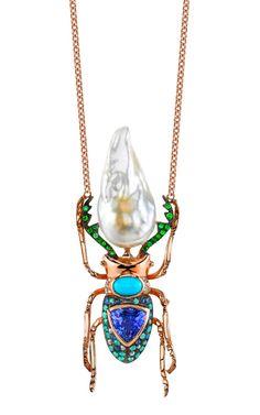 Shop Venus+Necklace+by+Daniela+Villegas+-+Moda+Operandi