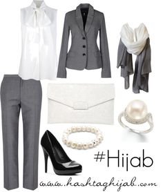 Hashtag Hijab Outfit: Formal Wear