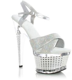 7514b866e2c2 6 Heel Crossed Strap Platform (ES649-Disco) Stripper Shoes