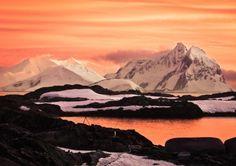 Antarctica, so cold yet so beautiful!