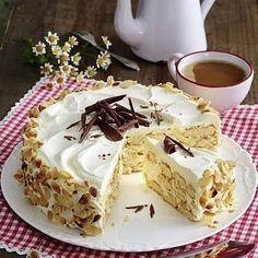 Malakoff-Torte Rezept | LECKER