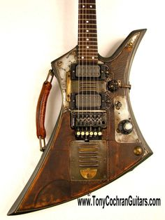 steampunk guitar - Google 検索