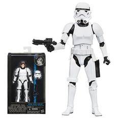 Star Wars The Black Series Han Solo in Stormtrooper Disguise 6-Inch Action Figure