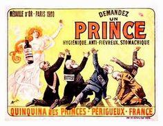Demandez un Prince Quinquina 1900